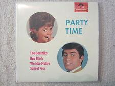 EP Single / PARTY TIME / THE BEATNIKS / SUNSET FOUR / ROY BLACK / RARITÄT / 1967