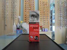 Hycosan Extra Eye Drops 7.5ml Preservative Free RRP £11.49