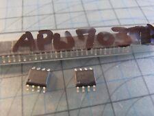 2pcs APW7037Ak  400KHz  PWM Control Circuits  TL494I   SOIC16   TI