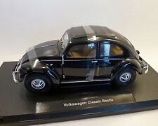 "Vw-Käfer, "" Brezel "" Finestra, Nero 1:18, Welly"