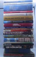 20 LDS Books  non-fiction hardbacks Box #67 Mormon LDS Books