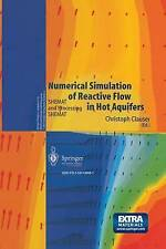 Numerical Simulation of Reactive Flow in Hot Aquifers: SHEMAT and Processing SHE
