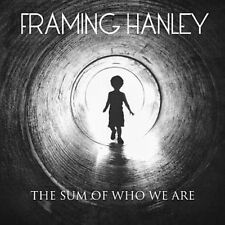 Framing Hanley - Sum of Who We Are [New CD]