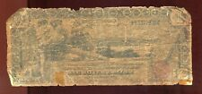 1896 $1 SILVER CERTIFICATE EDUCATIONAL LARGE NOTE George Washington
