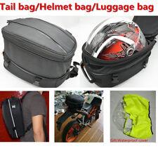 Motorcycle Tank/Helmet Bag Saddlebags Backbag with waterproof cover 8-14L