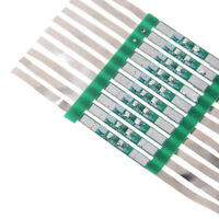10X 3A Protection Board For 3.7V 18650 Li-ion lithium Battery W/ Solder Belt ep