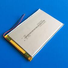 3.7v Li Po Batería 1800mAh para Tablet PC DVD GPS Cámara Grabadora De Mid Pad 306090