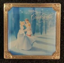 Japan Disney Store Disney Dreams CD Artwork Pin LE /1000 27745 Cinderella JDS DS