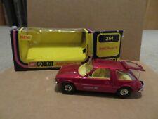 Corgi AMC Pacer X Hatchback 291 Red 1976 MIB See My Store