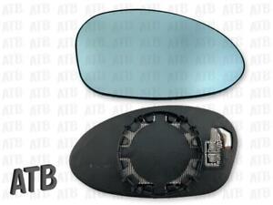 Spiegelglas Konvex beheizbar Rechts für BMW 1 E81 E82 E87 E88 3 E90 E91 E46 M3