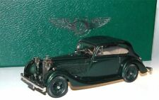 Lansdowne Models LDM 93x 1936 Bentley 4 1/4 Litre Barker FHC green  1:43 Limited