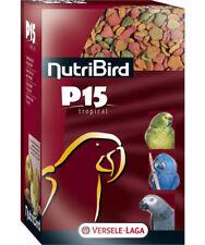 Versele-laga Nutribird P15 Tropical Parrot Maintenance 1kg 422036