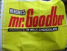 Cut N Sew Fabric Panel Mr. Goodbar Body Pillow Costume Hershey's Craft 1999