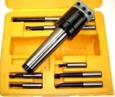 MT4 Boring Head Set 4 Morse Taper FOR MILLING MACHINE