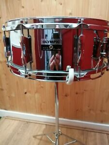 Premier Olympic Snare Drum And Stand