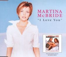 Martina McBride I love you (Pop Version, 1999) [Maxi-CD]