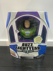 Toy Story collection Buzz Lightyear Thinkway WHITE LABEL