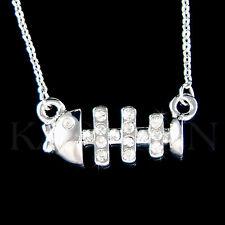 Ichthus Fish Bone made with Swarovski Crystal Jesus God Ichthy Fishbone Necklace