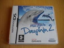 MON AMI LE DAUPHIN  2  !  JEU DS / DS LITE / DSI
