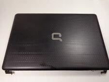 Compaq CQ62 LCD Back Cover Bezel w hinges 3AAX6LCTPZ0 3BAX6LBTP30 ----