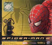 Spider-Man 2 Movie Card Box
