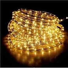 Lichterkette Lichtschlange Weihnachten Schlauch LED 10 Meter günstig gut Deko