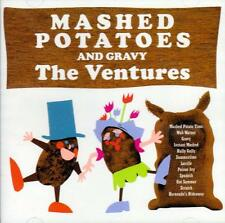 THE VENTURES - MASHED POTATOES & GRAVY (NEW SEALED CD)