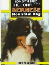 The Complete Bernese Mountain Dog-ExLibrary