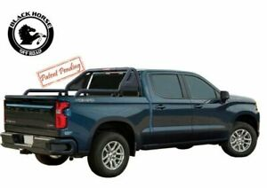 Black Horse FITS 00-21 Dodge Ram 1500/2500/3500 Roll Bar bed cargo rack head