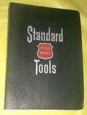1945 STANDARD TOOL COMPANY No 45 CATALOG & Discount Sheets SHIELD BRAND Illus