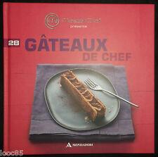 MASTERCHEF 28 - GATEAUX de CHEF- gastronomie cuisine - Mondadori