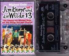 MC Jim Knopf und die Wilde 13 - Teil 1 - Lesung von Michael Ende - Karussell