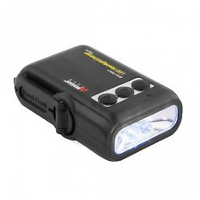 Wagan EL2398-1 Micro Dynamo LED Flashlight Charger