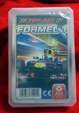 Formel 1 Rennwagen - Top ASS Quartett - NEU