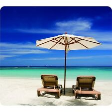 Mouse Pad - Beach Chairs - Fellowes Earth Series