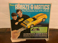 AMAZE A MATICS HASBRO PROGRAMABLE CAR CHRYSLER CHARGER III