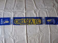 d2 sciarpa CHELSEA FC football club calcio scarf bufanda england inghilterra