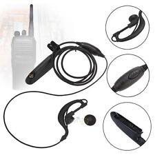 Earpiece Headset PTT VOX MIC for Motorola HT750 HT1250 GP328 GP329 GP340 GP380