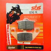 Kawasaki EL 250 91 > 94 SBS Front Brake Pads Sinter Set OE QUALITY 557HS