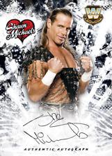 Topps SLAM WWE Shawn Michaels Signature [DIGITAL CARD] 750cc