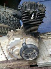 1981 Honda ATC 200 USED Motor Engine Bottom Top End Atc200 motor RUNS * HONDA AT