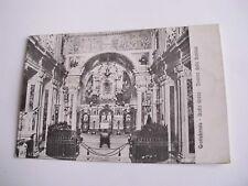 Roma - Grottaferrata Badi Greca interno Basilica - spedita f. p.
