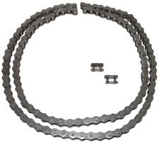 "415 CHAIN 120 LINKS 30"" STRENGTHEN 49-80CC MOTORIZED BICYCLE BIKE + MASTER LINKS"