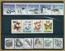 OUR WORLD (1989) INT. IMAGES OF NATURE Presentation pack 6 Countries [A1717]