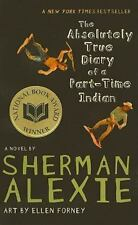 The Absolutely True Diary of a Part-Time Indian by Sherman Alexie 2007 HD 1stEd