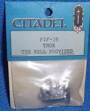 Citadel Rafm TRUK THE WELL PROVIDED Miniature NIB Blue Pre-Slotta FTF-35