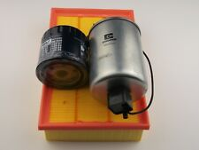 Nissan Navara filter kit air,oil,fuel, fits V9X D40 3.0l V6 diesel 2010 +