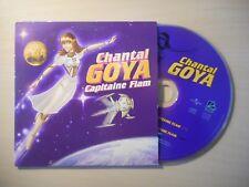 CHANTAL GOYA : CAPITAINE FLAM *RARE* [ CD SINGLE ]