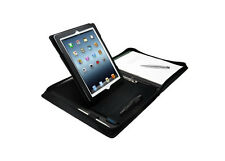 Kensington Case for iPad 2 Folio Trio Workstation Ring Binder Slot BN