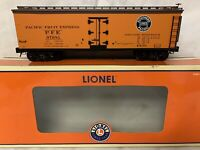 ✅LIONEL PFE PACIFIC FRUIT EXPRESS WOOD SIDE REEFER CAR NEW! FITS MTH ATLAS UNION